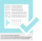 Calidad de Revistas Científicas Españolas - FECYT