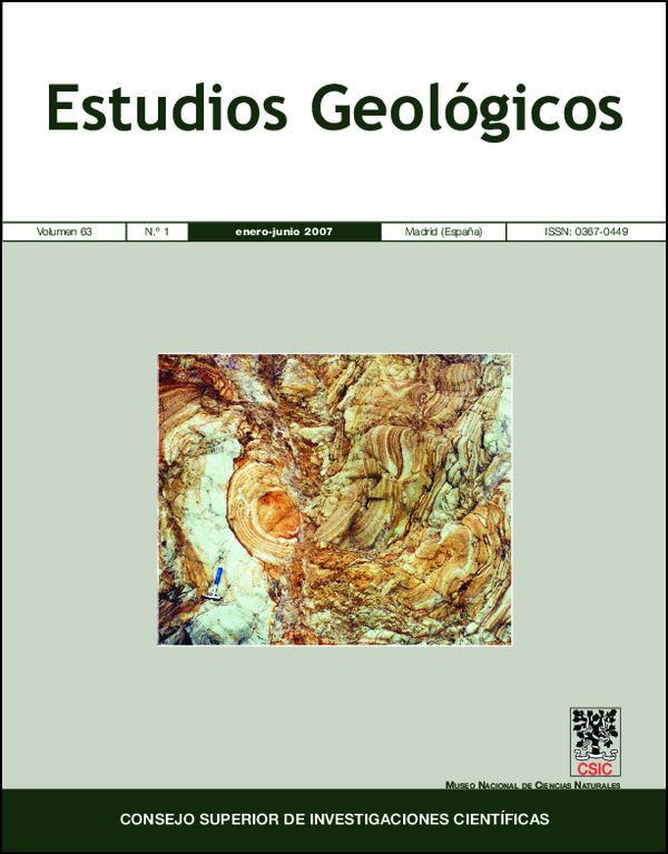 Ver Vol. 63 Núm. 2 (2007)