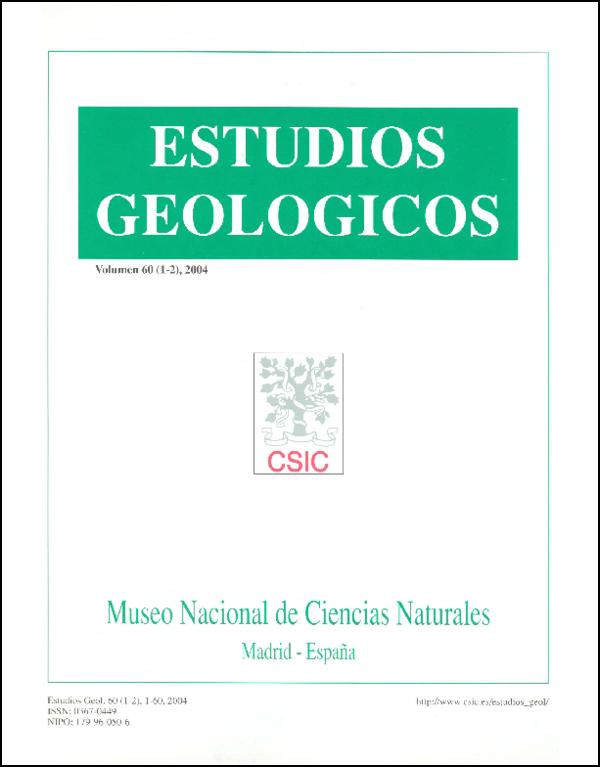 Ver Vol. 60 Núm. 1-2 (2004)