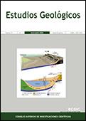 Portada de Estudios Geológicos